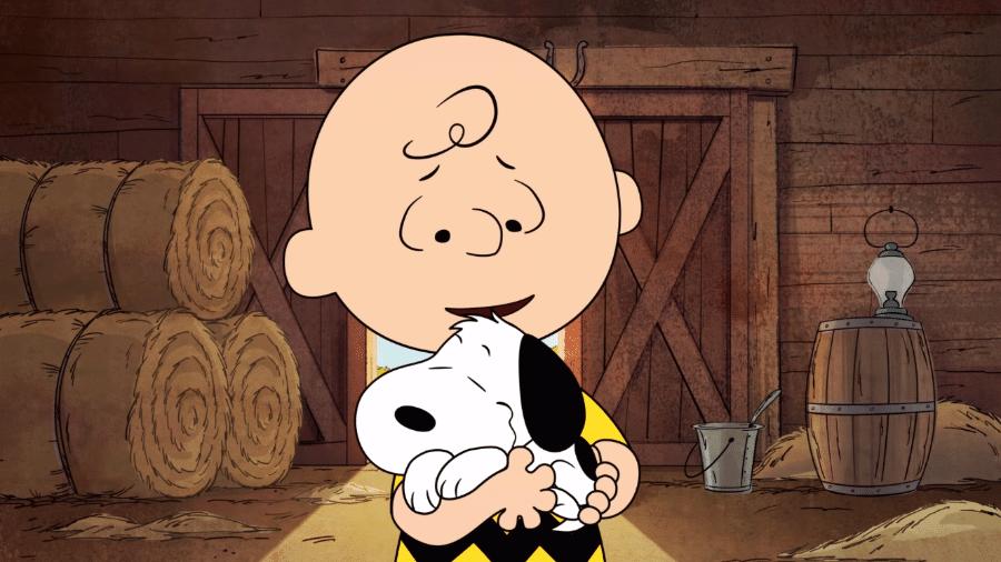 """Cena de """"The Snoopy Show"""", da Apple TV+ - Reprodução / Apple TV+"""