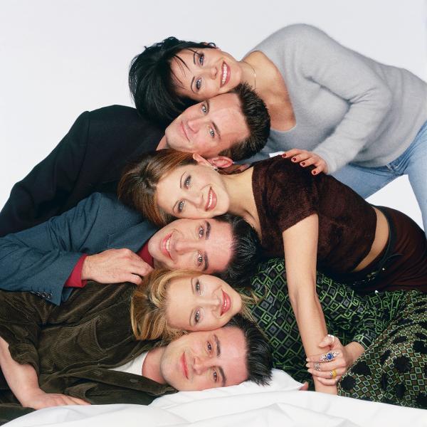 Será que você consegue escolher entre 'Friends' e 'How I Met Your Mother'?
