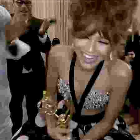 Zendaya leva o prêmio de melhor atriz no Emmy por 'Euphoria' - Reprodução/TNT - Reprodução/TNT