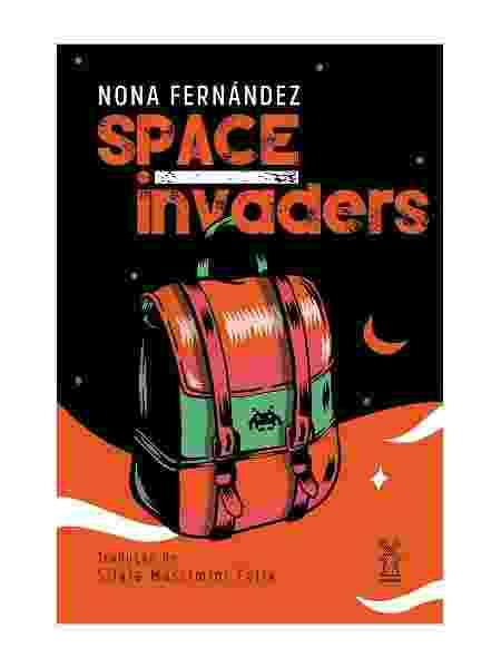 Space Invaders - Reprodução - Reprodução