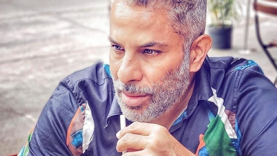 """Luka Ribeiro, hoje com 49 anos, foi galã em novelas como """"Malhação"""" e """"Meu Bem Querer""""  - Reprodução/Instagram"""