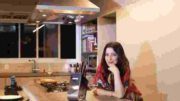 Ana Paula Padrão na cozinha de sua casa - Mayra Azzi/UOL - Mayra Azzi/UOL