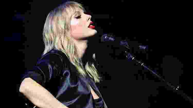Taylor Swift ficou na segunda posição da IFPI - Dave Hogan - Dave Hogan