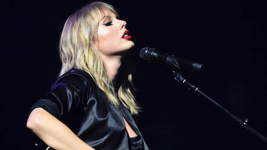 Taylor Swift não curtiu menção em série da Netflix - Dave Hogan