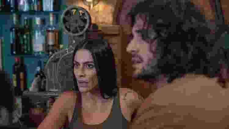 Fiuk e Cleo Pires em cena de 'Me Tira da Mira' - Uriel Pandini/Divulgação - Uriel Pandini/Divulgação