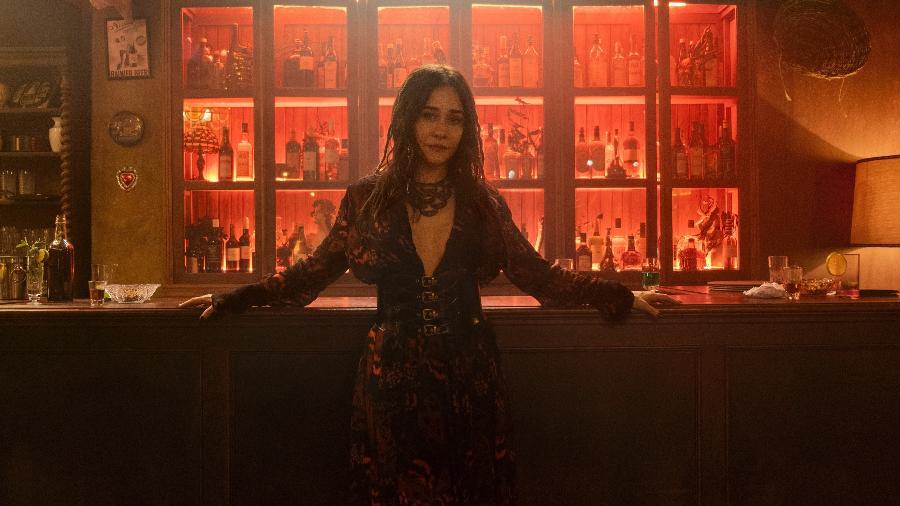 """Alessandra Negrini em cena de """"Cidade Invisível"""", da Netflix - Divulgação/Netflix"""