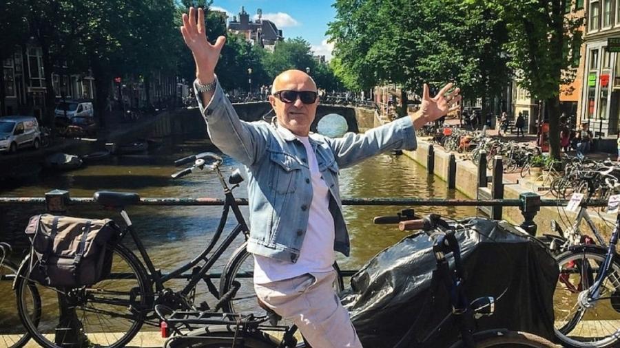 O empresário Mick Brigden - Reprodução