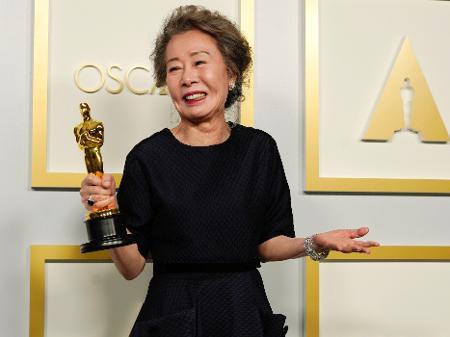 Oscar 2021: Yuh-Jung Youn, de Minari, é a melhor atriz coadjuvante