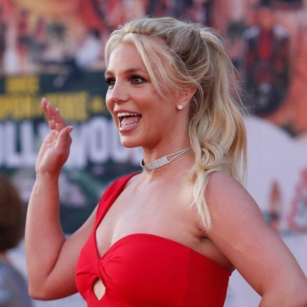 Britney Spears, em julho de 2019
