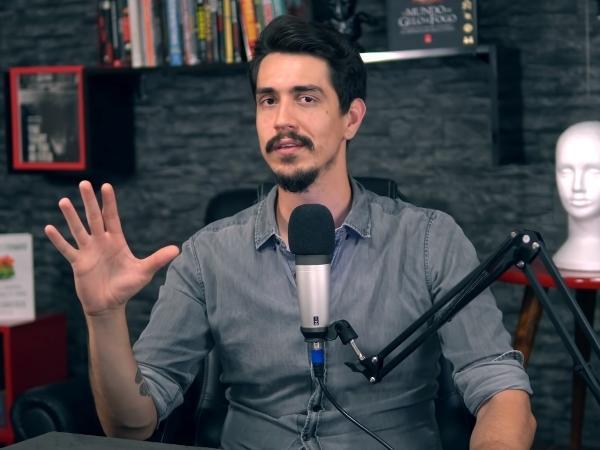Vitor Santos é o responsável pelo canal de YouTube Metaforando
