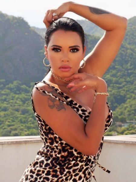 """Primeira e única trans a participar do """"BBB"""", em 2011, Ariadna Arantes integrará o elenco do novo """"No Limite"""" (Globo) - Reprodução/Instagram"""
