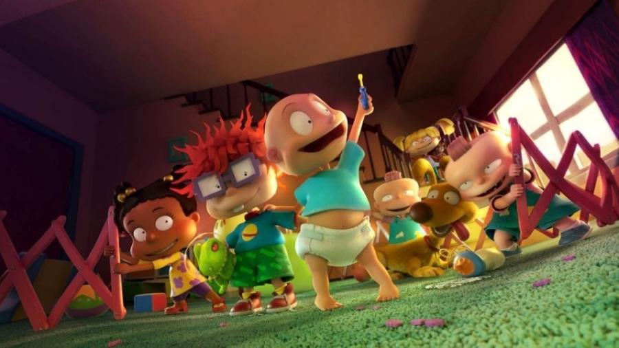 """Rugrats"" estreará na Paramount + - Divulgação / Nickelodeon"