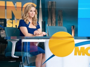 """Bradley Jackson (Reese Witherspoon) comanda o """"The Morning Show"""" in the second season of the series - Press Release/Apple TV+ - Press Release/Apple TV+"""