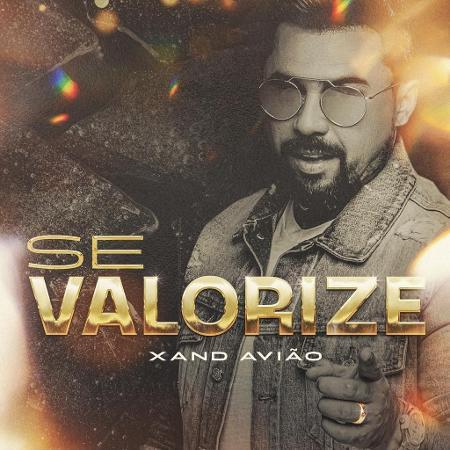 Capa do novo single de Xand Avião - Divulgação