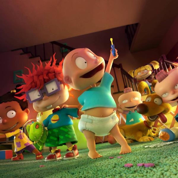 'Rugrats' volta com pais millennials e animação computadorizada