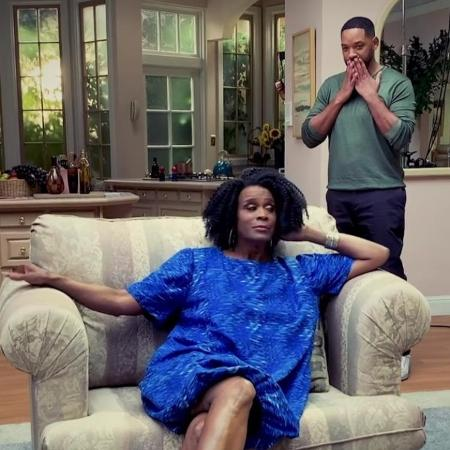 Will Smith compartilhou um vídeo com Janet Hubert e Daphne Maxwell Reid - Reprodução / Instagram