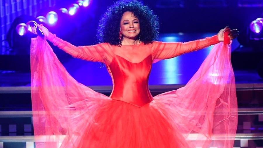 """A cantora Diana Ross anuncia o lançamento de um novo álbum, chamado """"Thank You"""" - Divulgação"""
