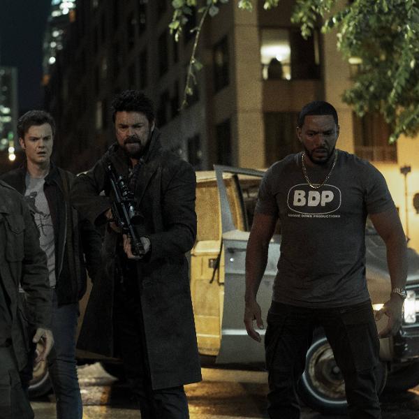 Cena da segunda temporada de 'The Boys'