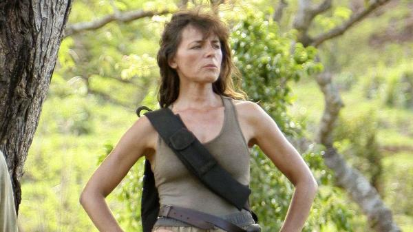 Mira Furlan era a cientista francesa Danielle Rousseau em 'Lost'