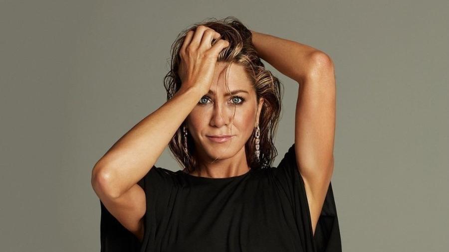 A atriz Jennifer Aniston - Reprodução/Instagram