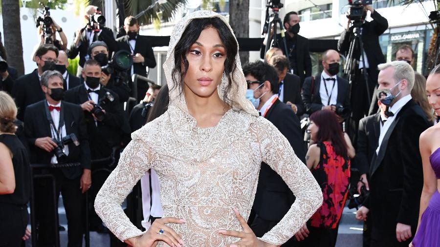 """Mj Rodriguez foi indicada à categoria de Melhor Atriz Principal em Série Dramática por seu trabalho em """"Pose"""" (Netflix) - Daniele Venturelli / WireImage"""