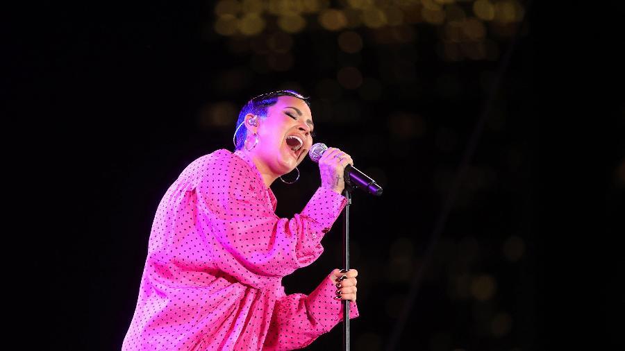 "Demi Lovato: nova série vai tentar desvendar ""verdade"" sobre OVNIs - Rich Fury/Getty Images for OBB Media"