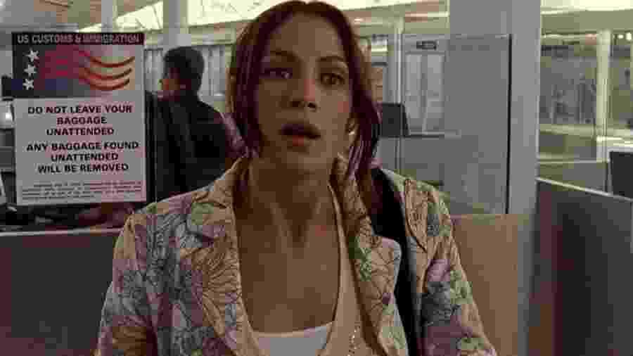 """Joanne Kelly como Frannie em """"De Repente Grávida"""" (2006); o filme será exibido hoje na Sessão da Tarde - Divulgação"""