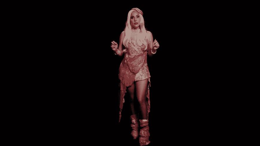 Lady Gaga relembrou looks antigos em vídeo incentivando votos - Reprodução / Youtube