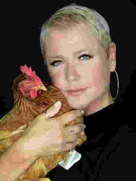 Xuxa é vegana e defensora dos animais - Blad Meneghel/Divulgação