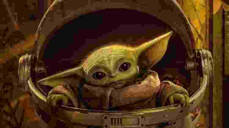 Baby Yoda - Divulgação/Disney - Divulgação/Disney