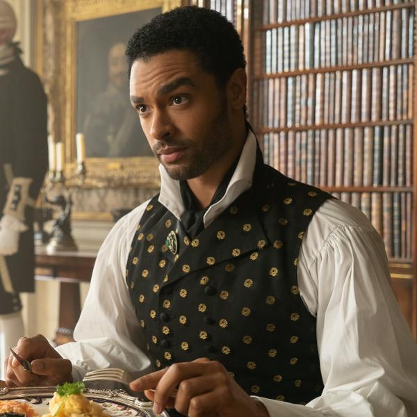 Regé-Jean Page, o Duque de Hastings de 'Bridgerton', da Netflix