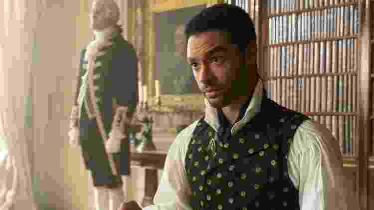 Regé-Jean Page, o Duque de Hastings de 'Bridgerton', da Netflix - Liam Daniel/Netflix - Liam Daniel/Netflix