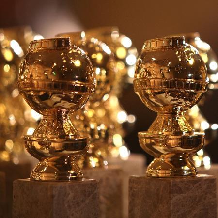 Em 2021, a cerimônia do Globo de Ouro acontece boa parte online por causa da pandemia da covid-19 - Frazer Harrison/Getty Images
