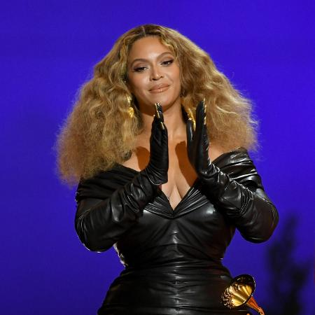 Beyoncé no Grammy 2021 - Kevin Winter/Getty Images