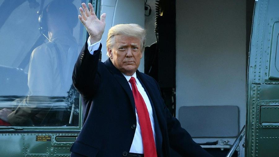 Donald Trump - Mandel Ngan/AFP