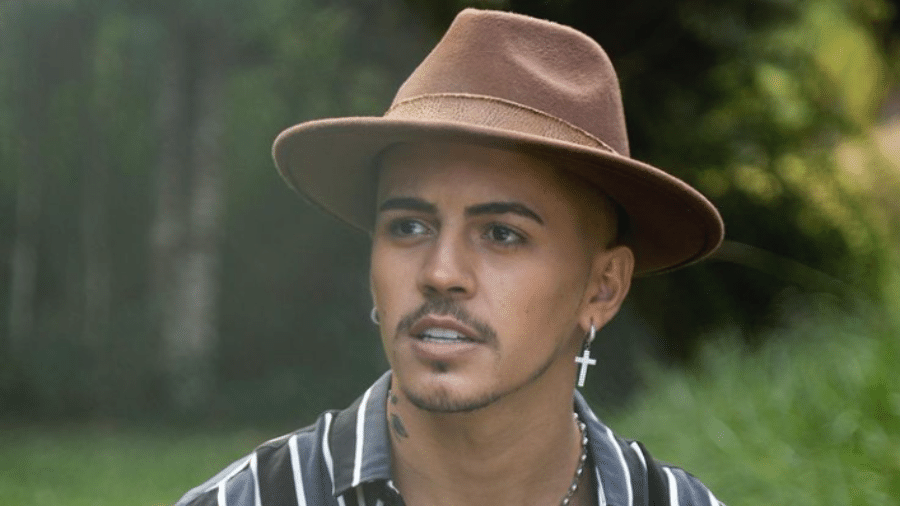 O cantor Biel - Reprodução / Instagram