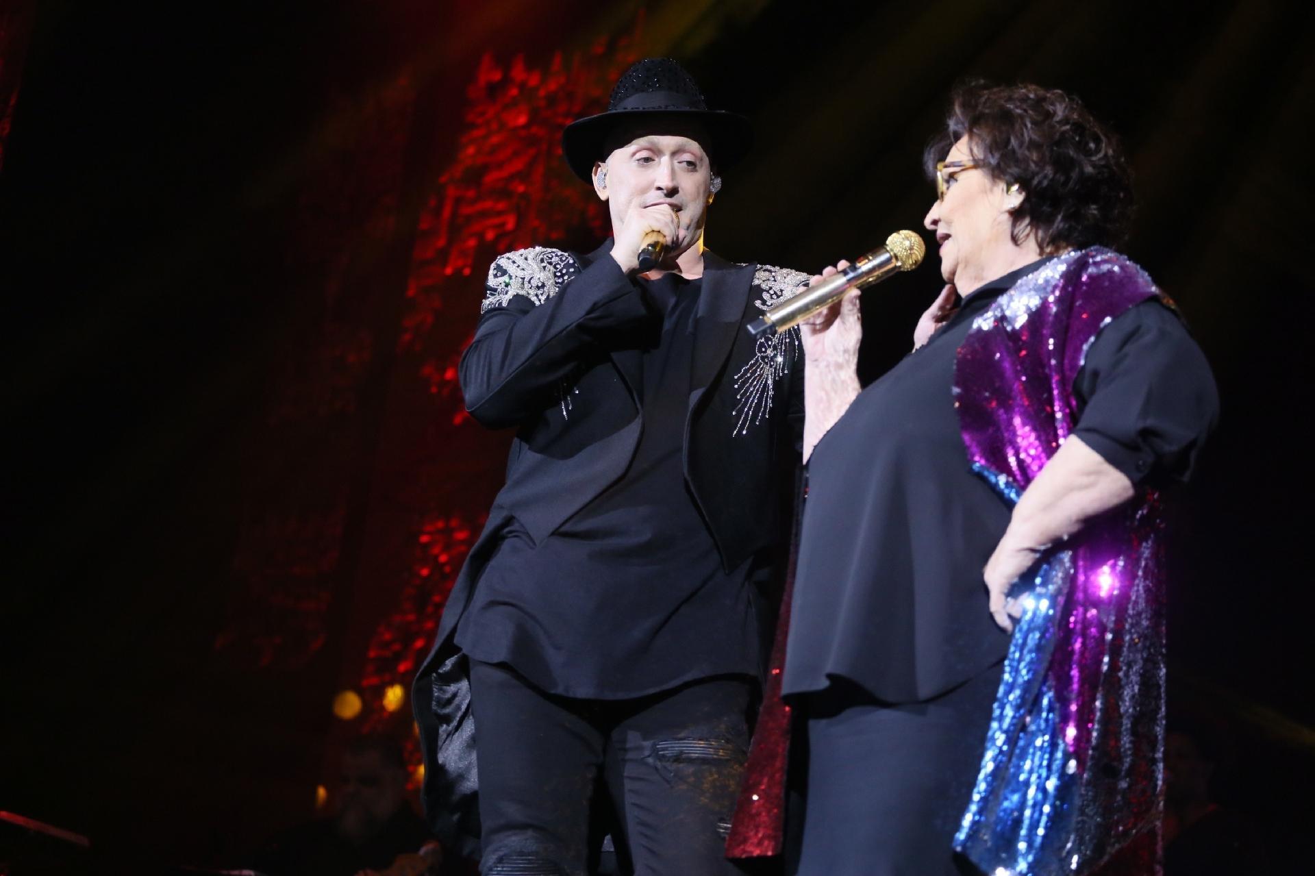 Paulo Gustavo condivide il palco con Dia Lucia Vieira Amaral - AG News