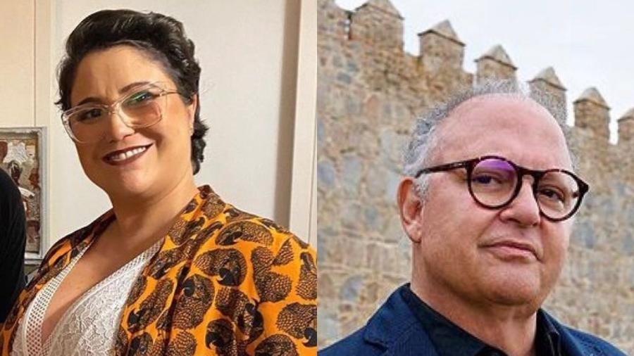 Maria Rita e Guilherme Arantes cancelaram participação em disco de Sergio Reis - Reprodução / Instagram / Marcia Miguez