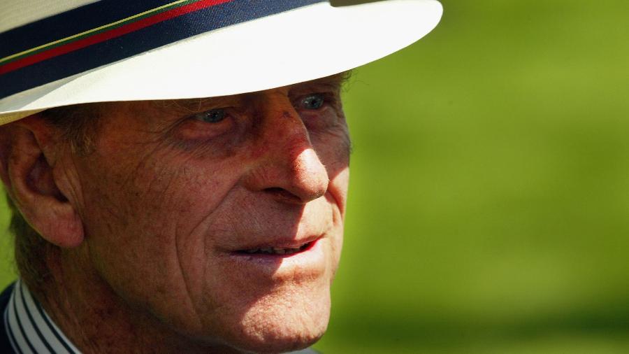 Príncipe Philip, marido da rainha Elizabeth 2ª - Gareth Cattermole/Getty Images