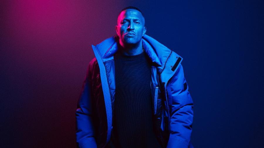 O rapper Mano Brown - Pedro Dimitrow