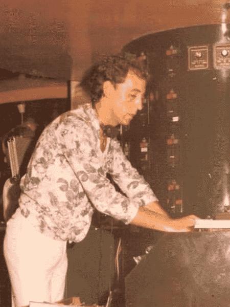 Produtor musical espanhol José Padilla - Reprodução / Facebook