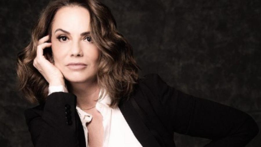 Luiza Brunet se diz contente com a vida sexual aos 59 anos - Reprodução/Instagram