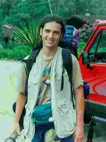 Pablo Uranga - Acervo/TV Globo - Acervo/TV Globo