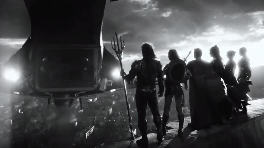 """Cena do trailer de Snyder Cut da """"Liga da Justiça"""" - Reprodução"""
