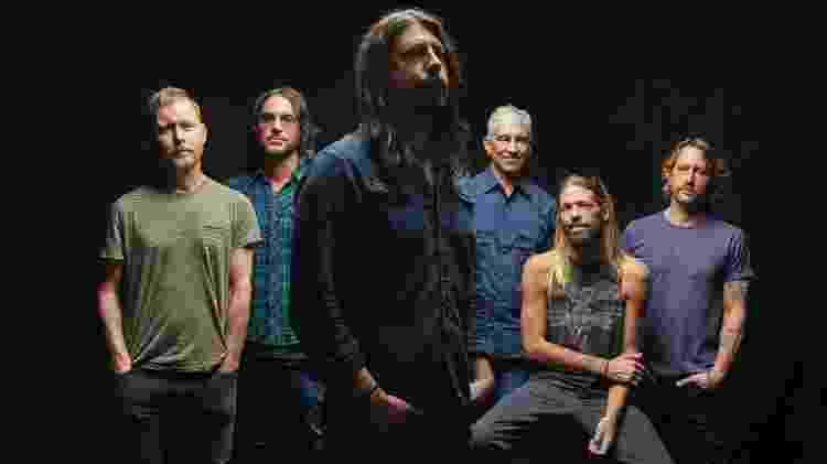 Foo Fighters: Hall da Fama no primeiro ano de elegibilidade - Divulgação - Divulgação
