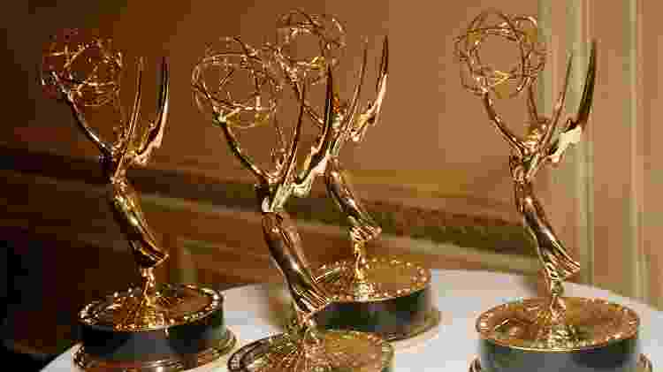 emmy troféu - Evan Agostini/Getty Images - Evan Agostini/Getty Images
