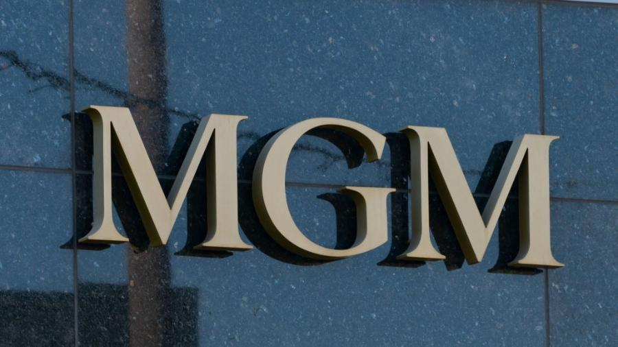 Visão do estúdio cinematográfico norte-americano MGM Holdings  - AaronP / Bauer-Griffin / GC Images