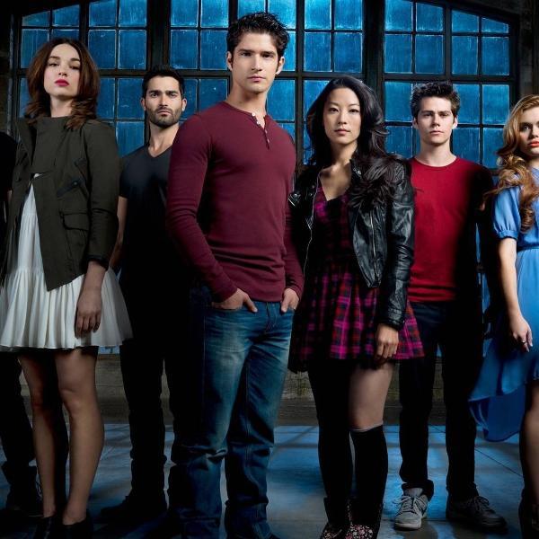 A série 'Teen Wolf'