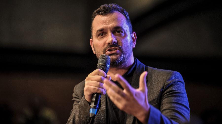 Alê Youssef, secretario de Cultura da Prefeitura de Sao Paulo - Reinaldo Canato / Folhapress