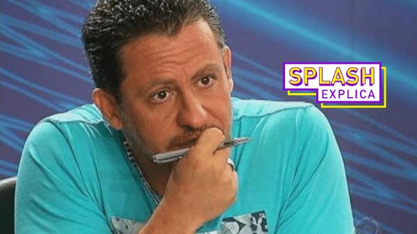 Rick Bonadio foi produtor dos Mamonas Assassinas e da dupla ET e Rodolfo